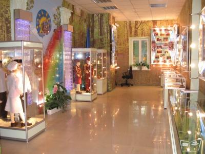 В музее Малой Южной
