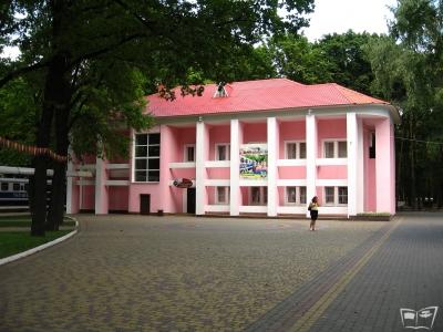 Учебный корпус на ст. Парк
