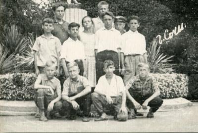Юные железнодорожники на экскурсии в г. Сочи