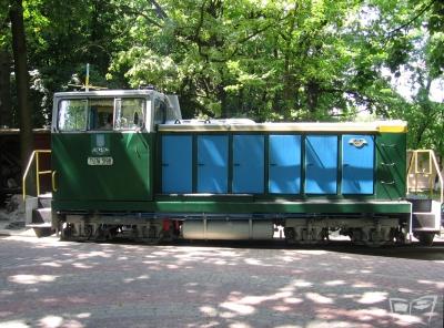 ТУ7А-3198 возле депо.