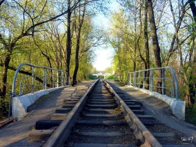 'Красный' мост