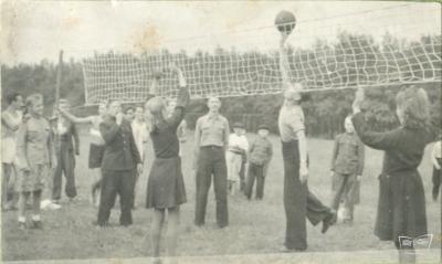 Волейбол на Малой Южной