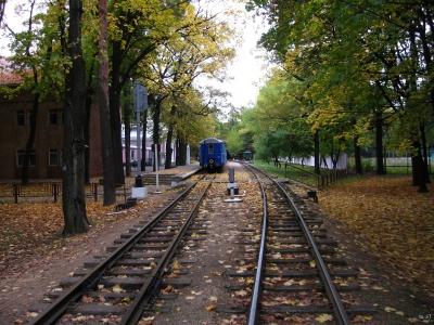 Панорама ст. Парк