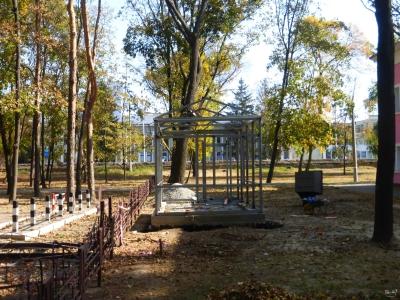 Строительство котельной на ст. Парк