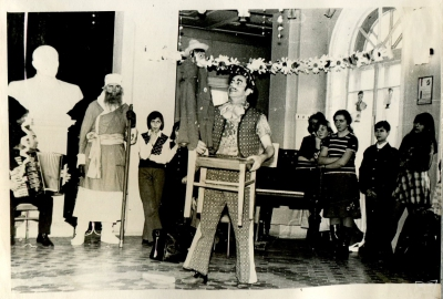 Празднование нового 1970 года