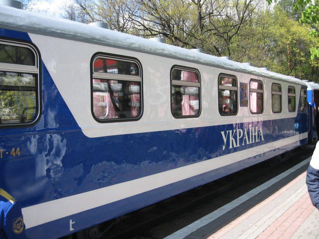 Модернизированные вагоны Pafawag состава Украина